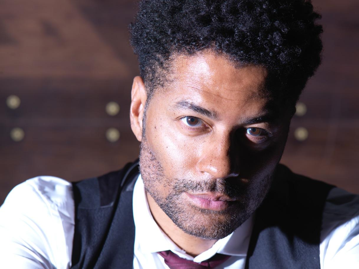 Eric Benet Live in Manchester + After Party | Blacknet UK