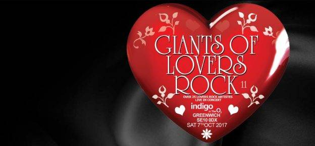 Giants of Lovers Rock 2017 | Blacknet UK