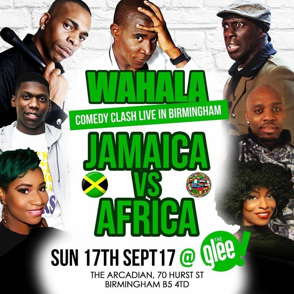 JAMAICA VS AFRICA : WAHALA | Blacknet UK