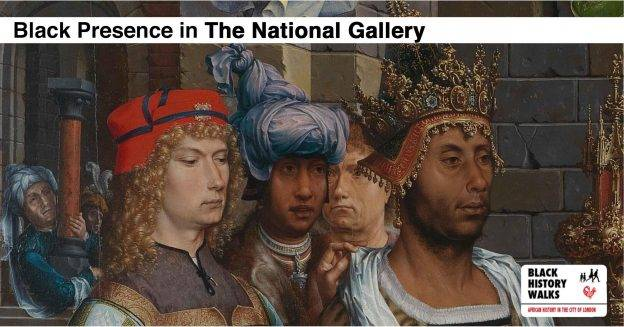 Black Presence in the National Gallery | Blacknet UK
