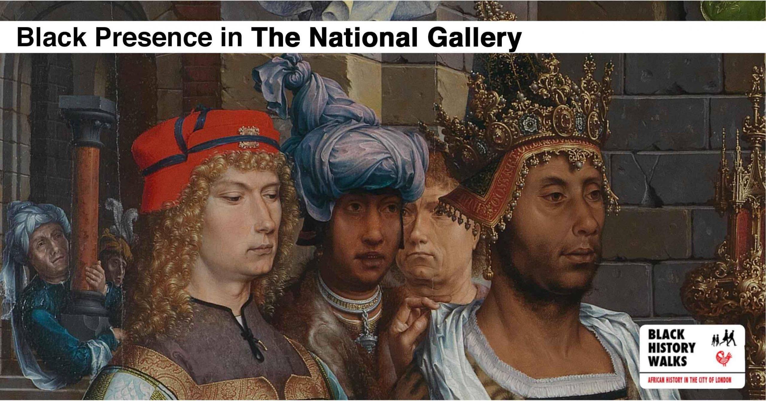 Black Presence in the National Gallery   Blacknet UK