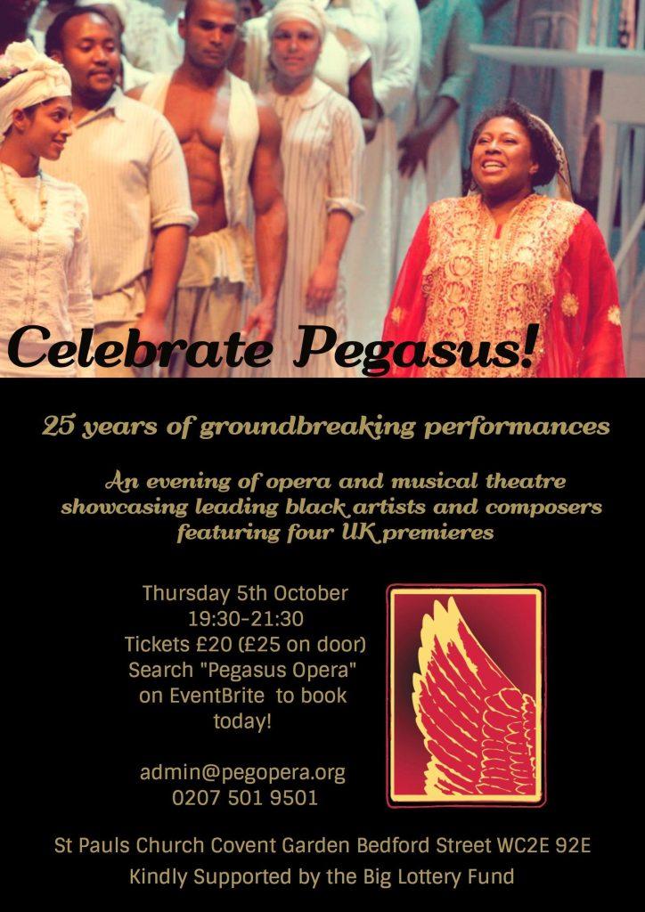 Pegasus Opera | Blacknet UK