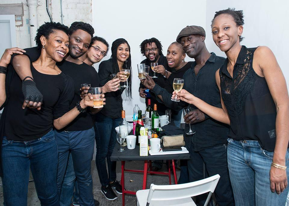 TANGLE CAFÉ 2017 | Blacknet UK