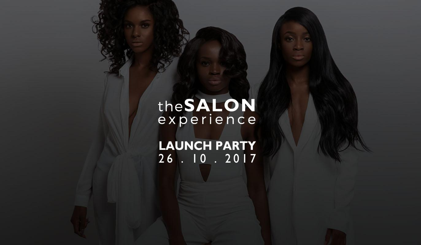 Hair-iD Salon Experience Launch Party   Blacknet UK