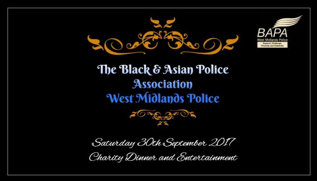The BAPA Inspirational Awards 2017 | Blacknet UK