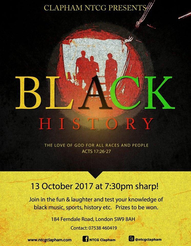 Black History Quiz Night | Blacknet UK