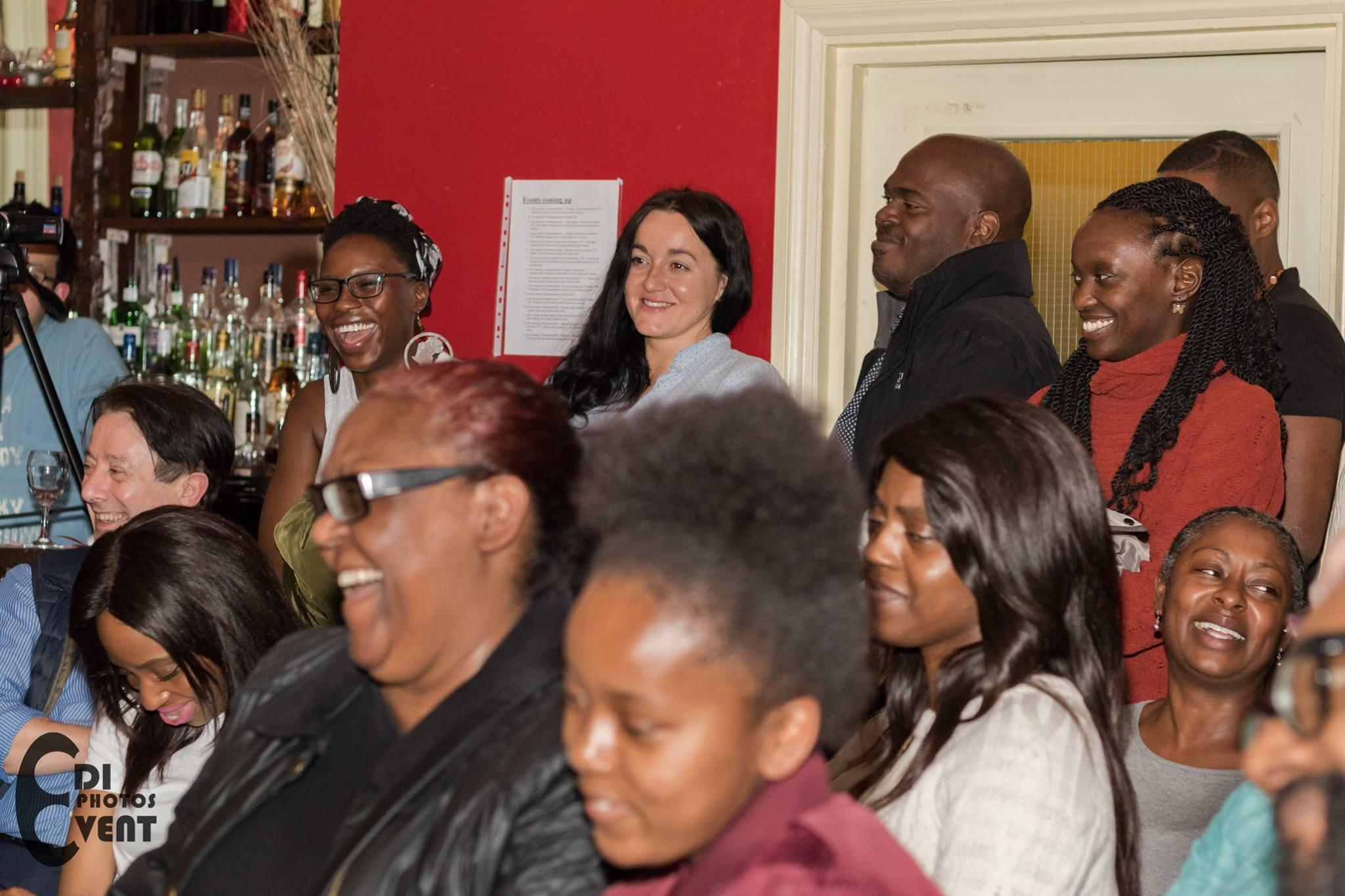 Black history month comedy special   Blacknet UK
