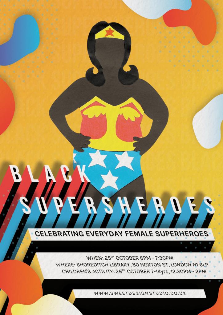 Black History Month 2017 - Black SuperSheroes Exhibition | Blacknet UK