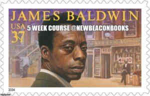 The Amazing James Baldwin Course. September/October | Blacknet UK