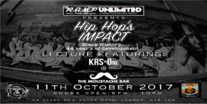 Hip Hop's IMPACT on Black History LECTURE FEATURING: KRS-One | Blacknet UK