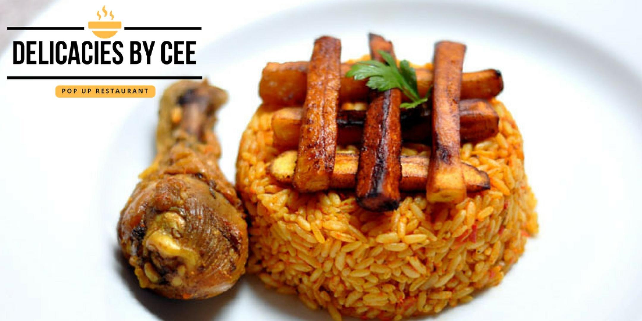 Pop Up Restaurant Celebrating Black History Month & Nigerian Independence day | Blacknet UK