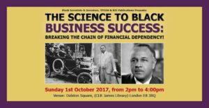 The Science of Black Business SUCCESS! | Blacknet UK