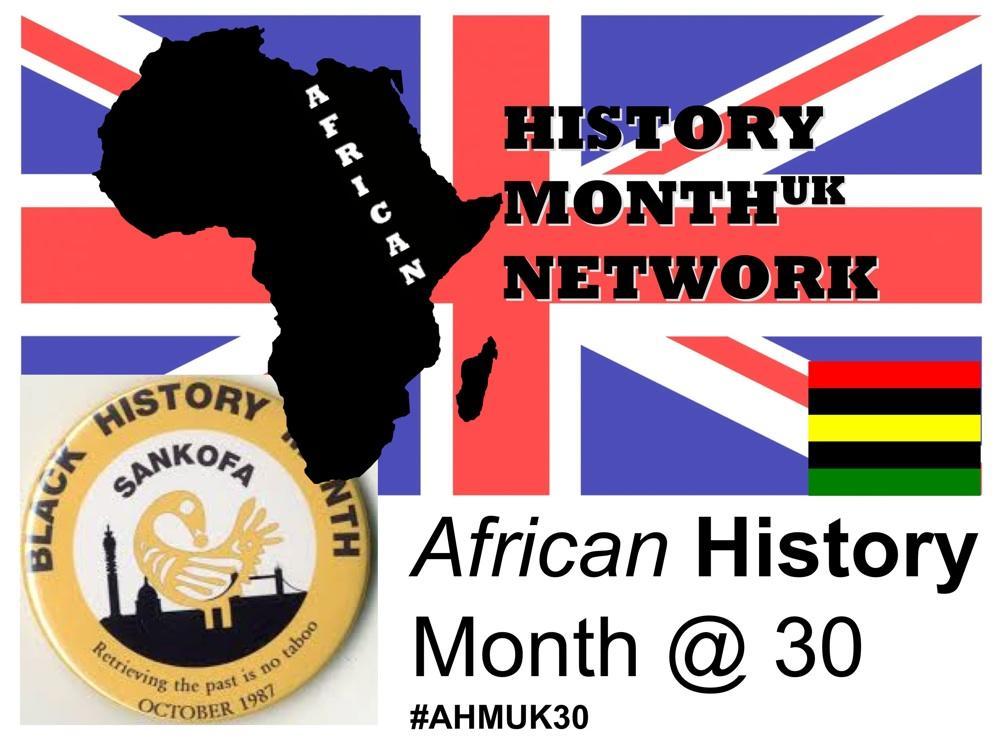 African History Month UK Network Conference | Blacknet UK