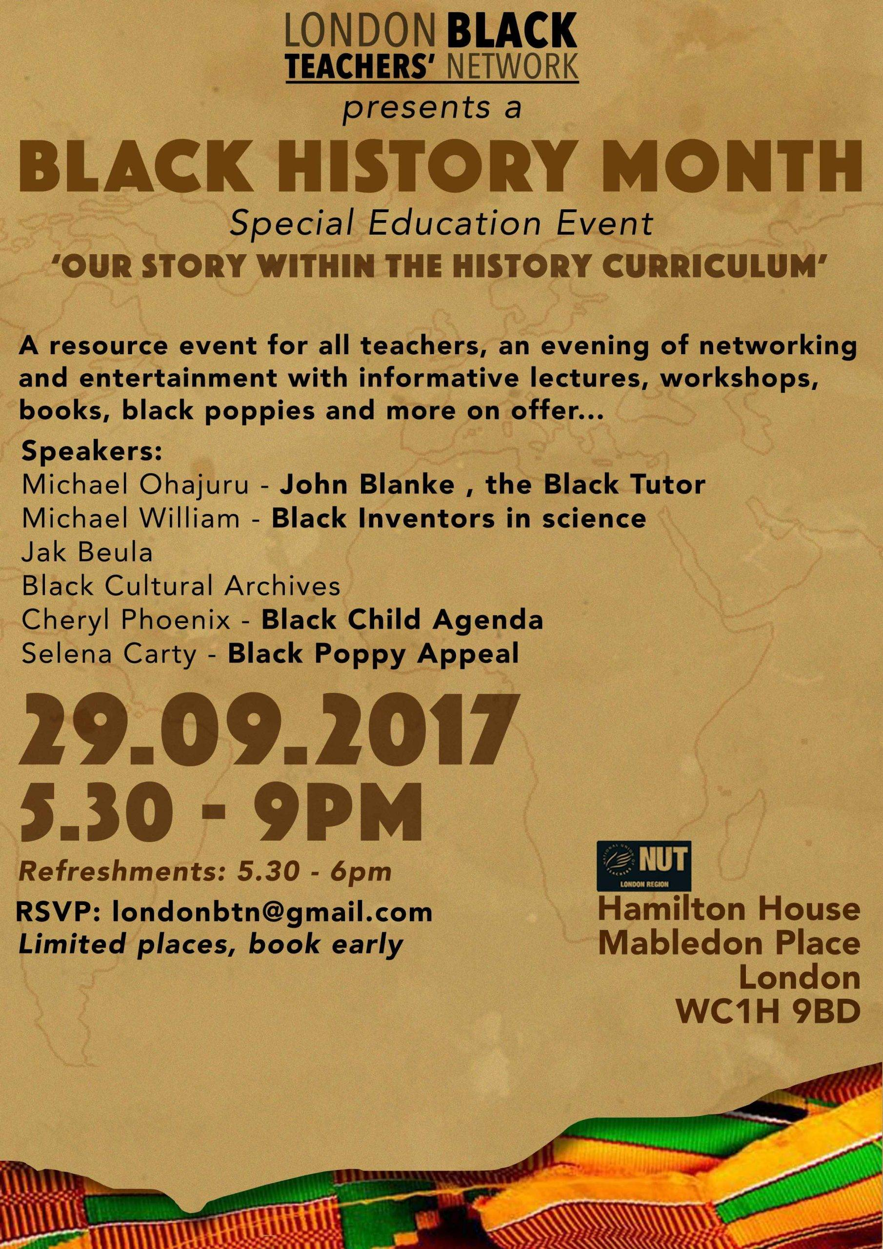 Our Story within the History Curriculum   Blacknet UK