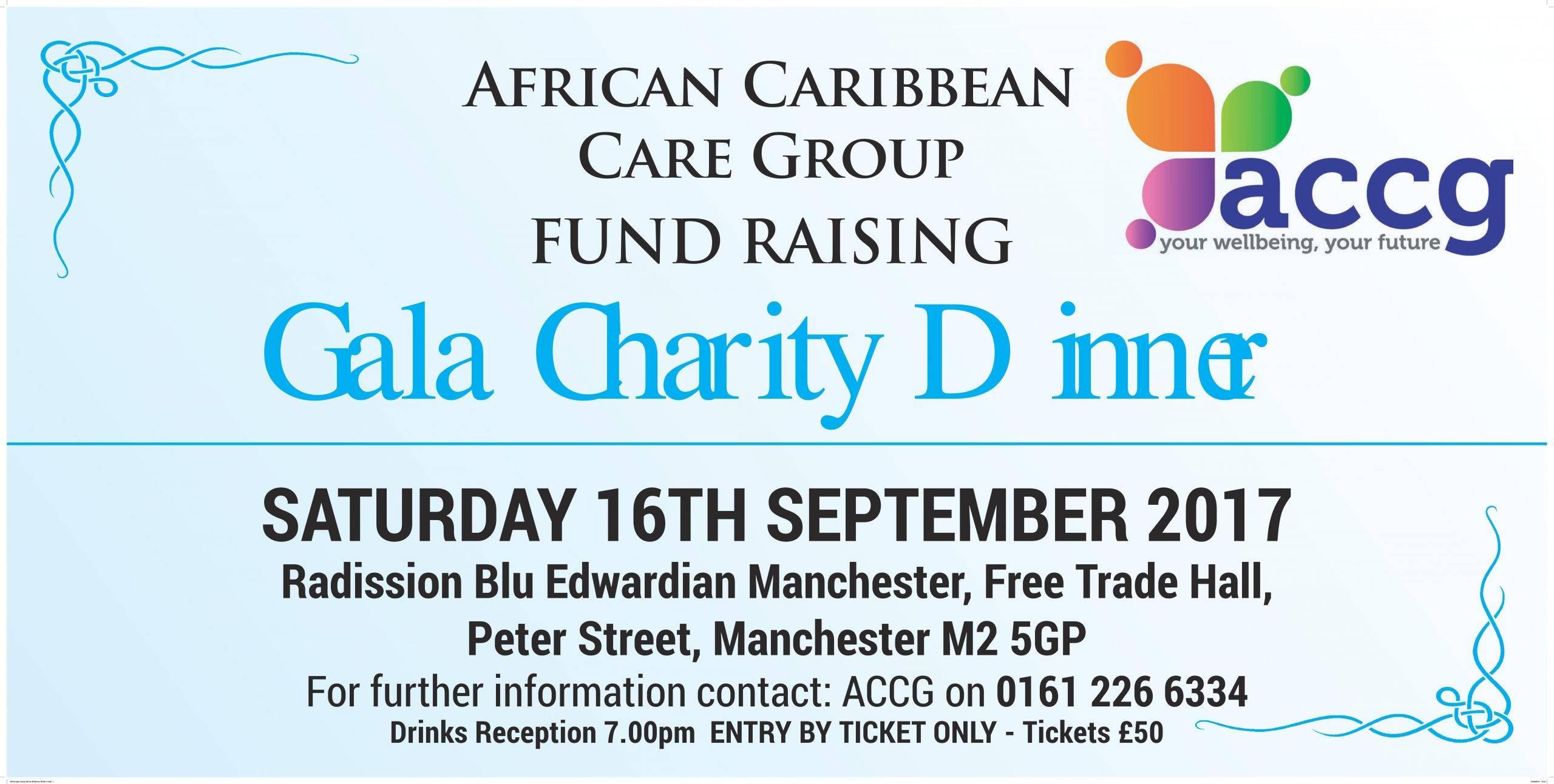 ACCG Fundraising Charity Dinner and Dance | Blacknet UK