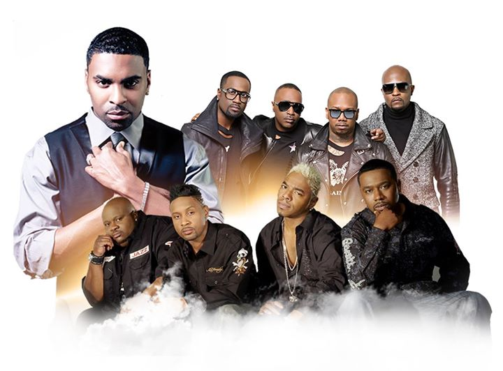Dru Hill feat. Sisqo with 112 and Ginuwine | Blacknet UK