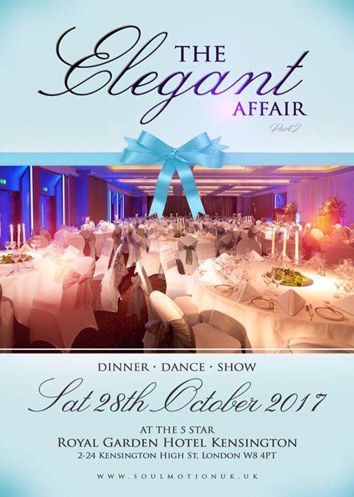 The Elegant Affair  Part 2 | Blacknet UK