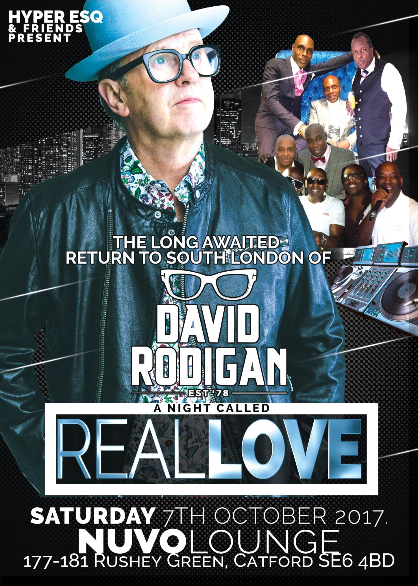 Real Love-featuring David Rodigan | Blacknet UK