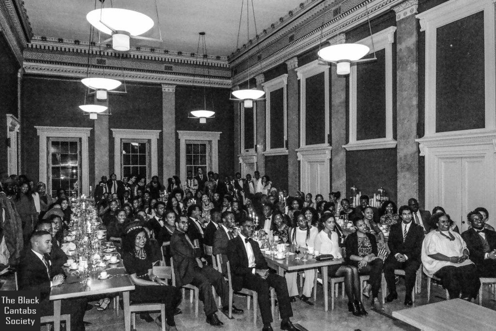 The Black Cantabs Black History Month Dinner | Blacknet UK