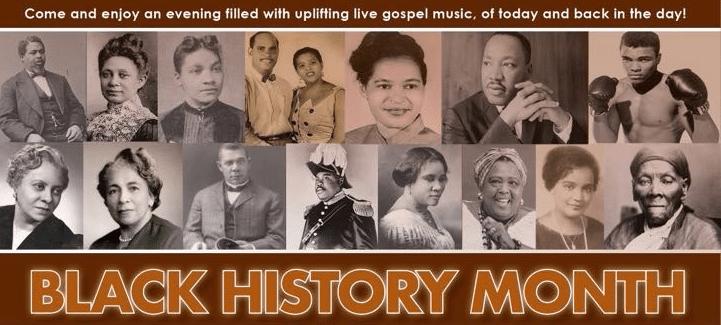 BLACK HISTORY MONTH - GOSPEL EXTRAVAGANZA!!! | Blacknet UK