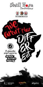 We Aren't That Different (Black History Month)   Blacknet UK