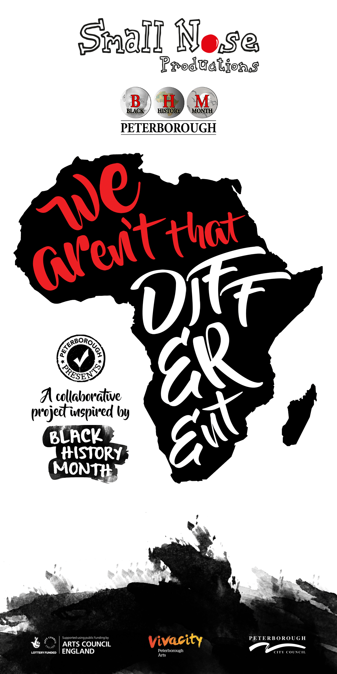 We Aren't That Different (Black History Month) | Blacknet UK