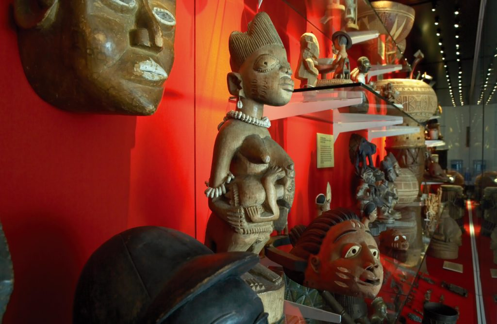 Black History Month: The Danford Collection of West African Art and Artefacts | Blacknet UK