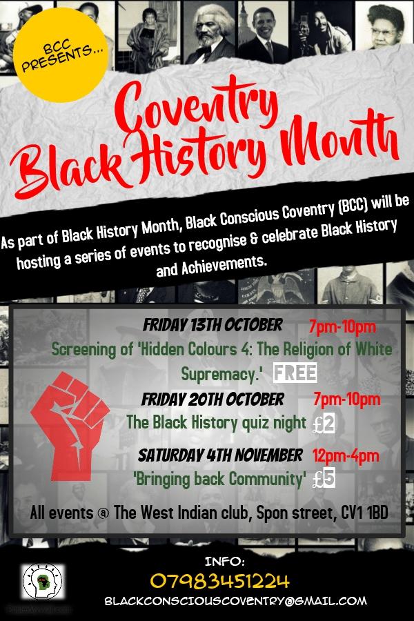 Black History Screening: Hidden Colours 4 The Religion of White Supremacy | Blacknet UK