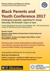 Black Parents & Youth Conference 2017 | Blacknet UK