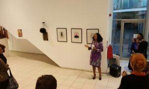 Launch of 'Black Academics in Kent' Art Exhibtion   Blacknet UK