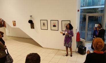Launch of 'Black Academics in Kent' Art Exhibtion | Blacknet UK