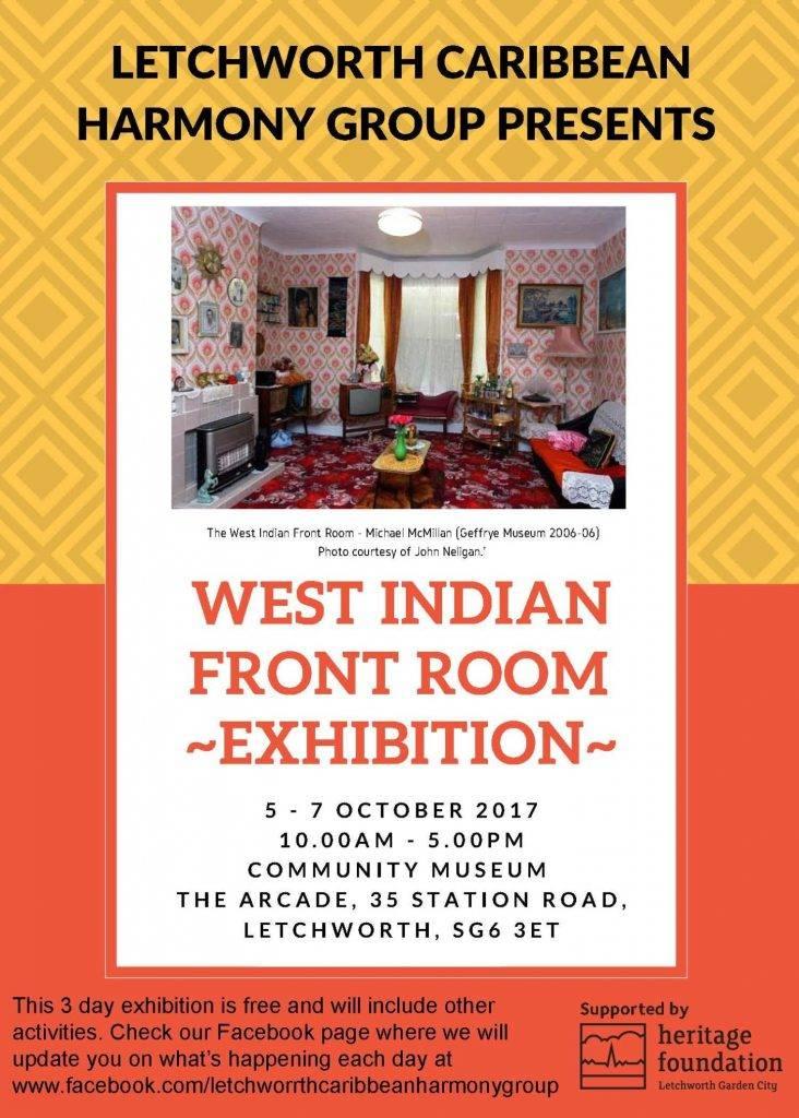 West Indian Living Room Workshop | Blacknet UK