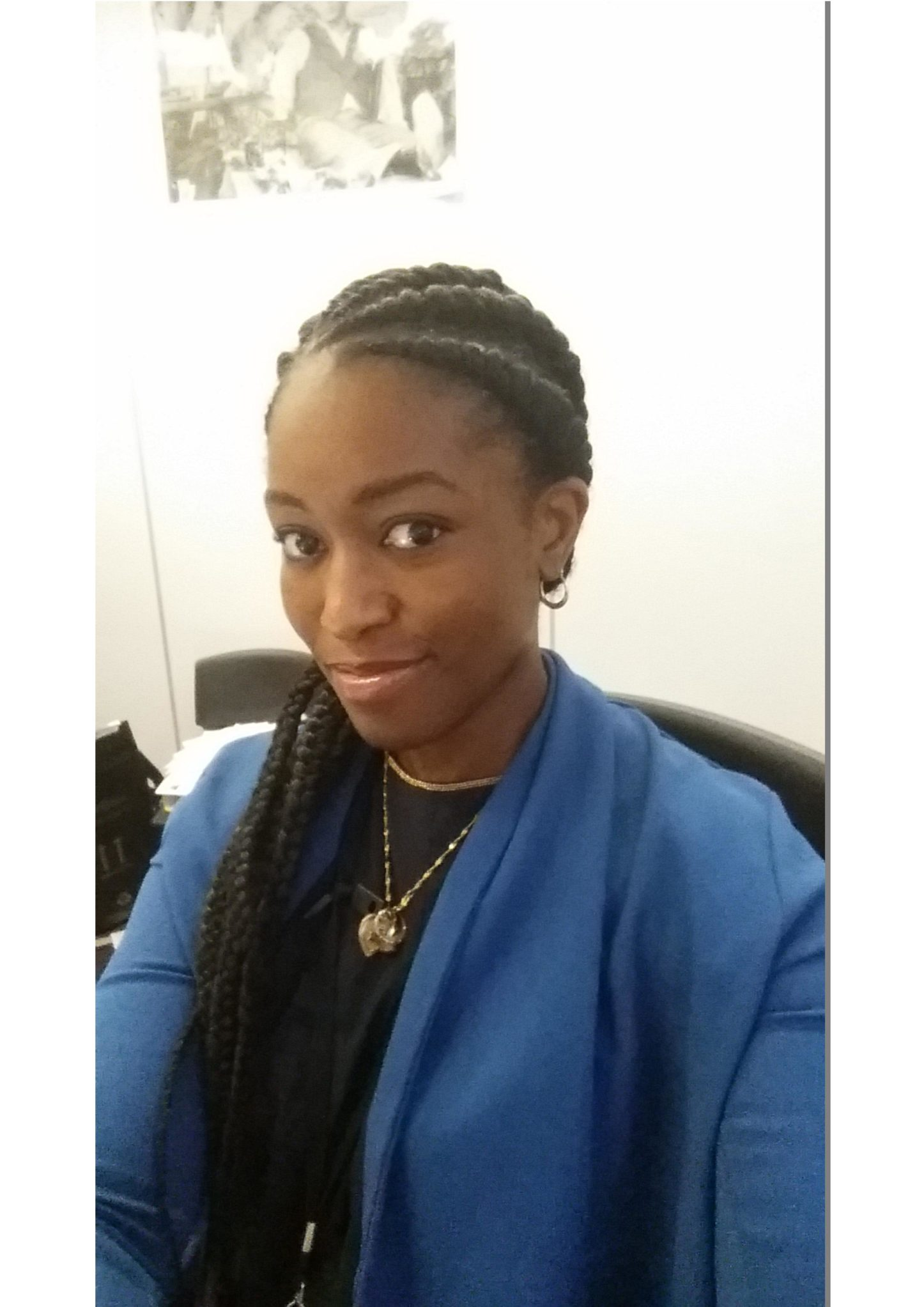 """CATCHING THE EYE OF SUCCESS WITH JULIA KIBELA"" @ Newham College FE 