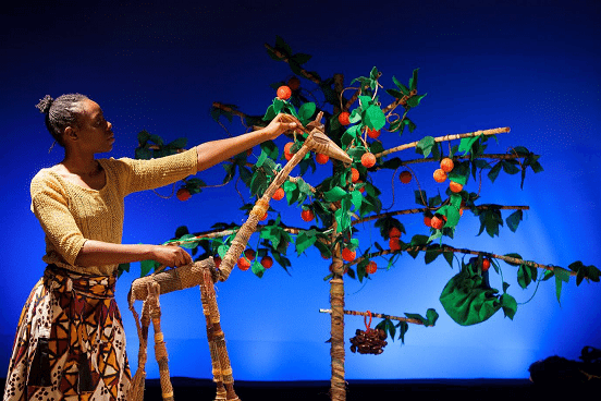 Handa's Surprise - Children's Theatre | Blacknet UK