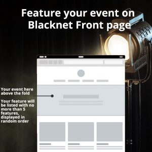 Front Page Campaign Product Image