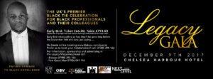 The Legacy Gala | Blacknet UK