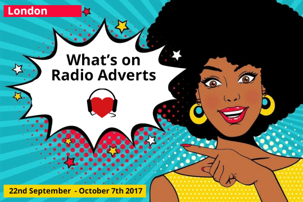 Listen to What's on in and around London! | Blacknet UK