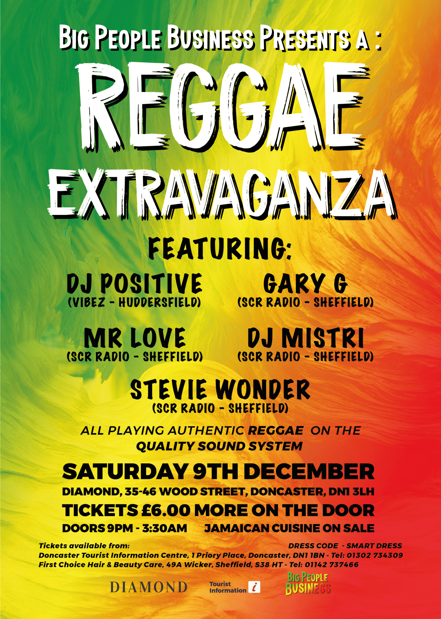 REGGAE EXTRAVAGANZA | Blacknet UK
