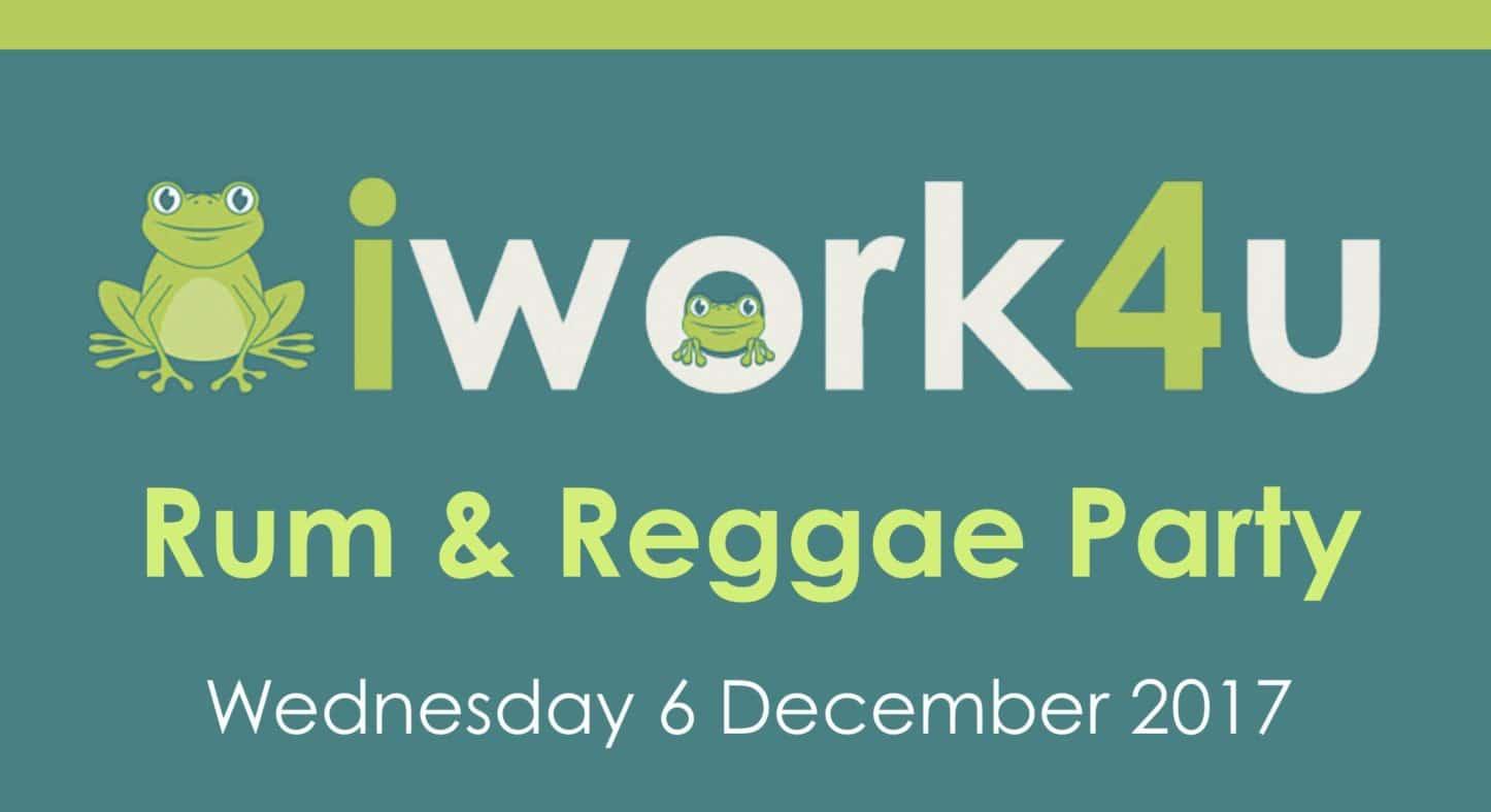 Rum & Reggae Party | Blacknet UK