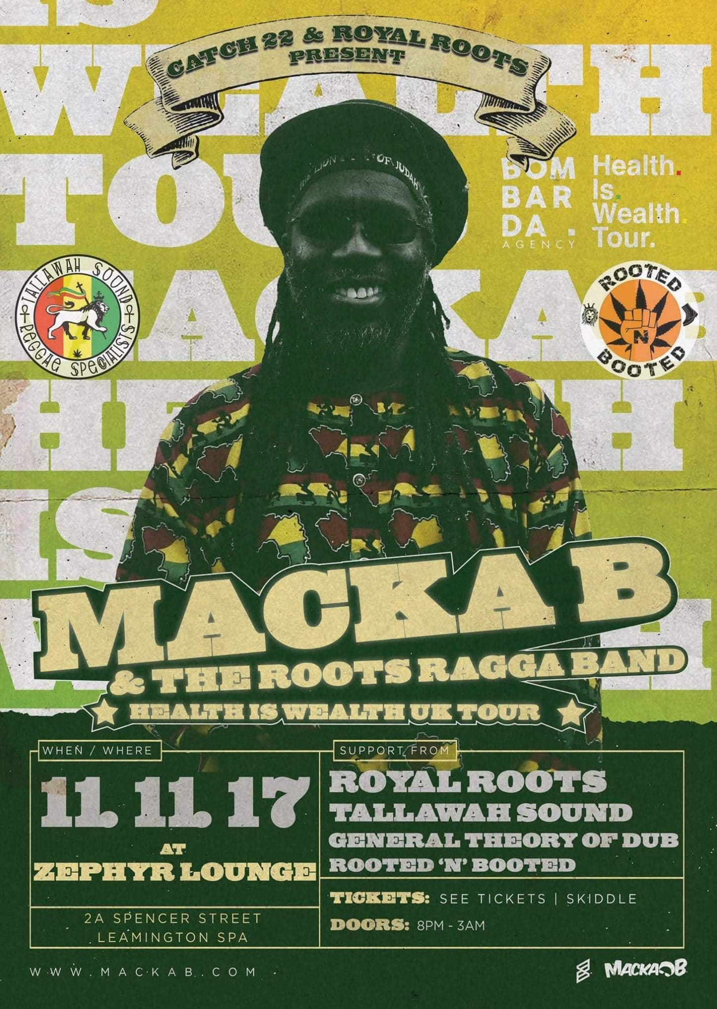 Macka B & Royal Roots | Blacknet UK