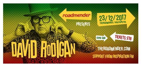 "David ""Ram Jam"" Rodigan 