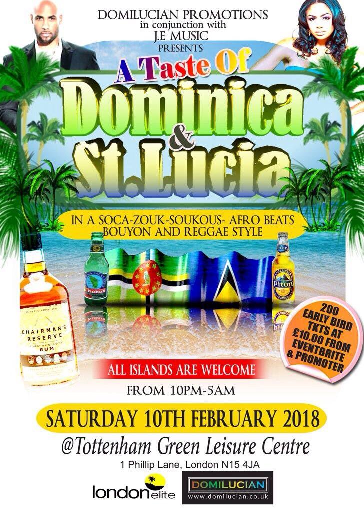A Taste of Dominica & St.Lucia | Blacknet UK