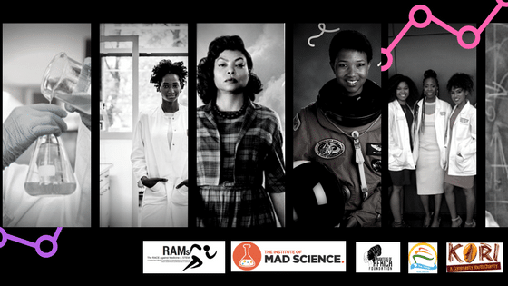 Celebrating Black Women in Science Conference | Blacknet UK