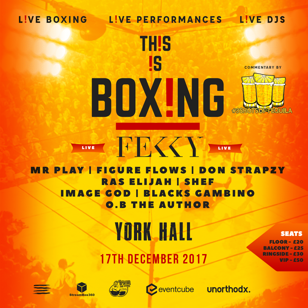 This Is Boxing | Blacknet UK