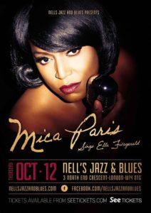 Mica Paris sings Ella Fitzgerald | Blacknet UK