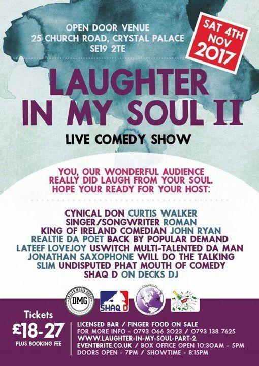 Laughter In My Soul Part 2 | Blacknet UK