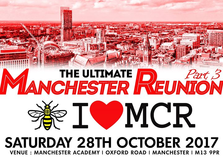 The Ultimate Manchester Reunion: Part 3 | Blacknet UK