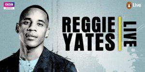 Unseen: Reggie Yates In Conversation - Brighton   Blacknet UK