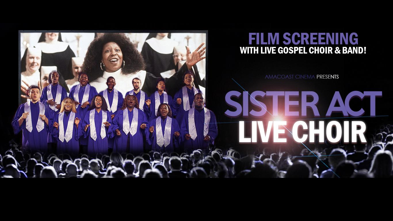 Sister Act Live Choir @London | Blacknet UK