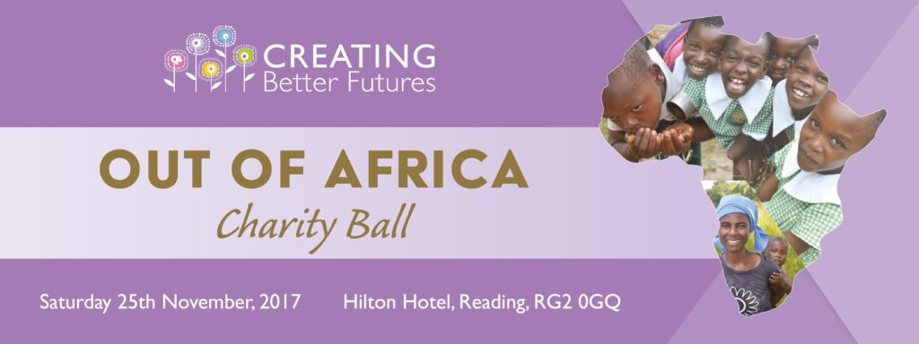 Out of Africa Charity Ball 2017 in Aid of Creating Better Futures | Blacknet UK
